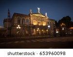 Teatro Nacional De Noche. San...