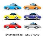 cars | Shutterstock .eps vector #65397649