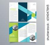 brochure design  brochure...   Shutterstock .eps vector #654047845