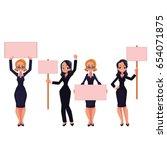Girls  Women  Businesswomen In...