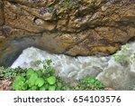 samandere waterfalls  | Shutterstock . vector #654103576