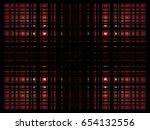 orange overlapping rectangles... | Shutterstock .eps vector #654132556