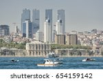 istanbul  turkey  april 22 ... | Shutterstock . vector #654159142