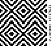 vector seamless pattern....   Shutterstock .eps vector #654178156