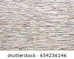 Pattern Of Decorative Stone...