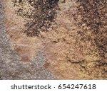 surface sandstone | Shutterstock . vector #654247618