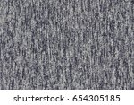 real heather knitted fabric... | Shutterstock . vector #654305185