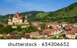 biertan  transylvania  romania  ...   Shutterstock . vector #654306652