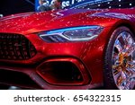 geneva  switzerland   march 8 ... | Shutterstock . vector #654322315