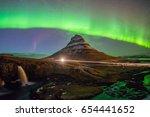 The Northern Light Aurora...