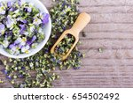 Fresh And Dried Flowers From...