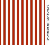 Dark Red Stripes On White...