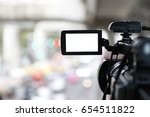 video record | Shutterstock . vector #654511822