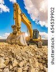 Excavators Machine In...