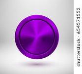 violet  purple technology... | Shutterstock .eps vector #654571552