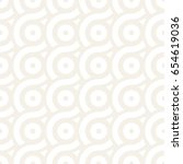 vector seamless geometric...   Shutterstock .eps vector #654619036