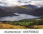 ullswater view   Shutterstock . vector #654700822