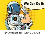 we can do it astronaut....