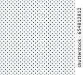 vector dot pattern. geometric...   Shutterstock .eps vector #654812812