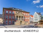 detmold  germany   may 22  2017 ... | Shutterstock . vector #654835912