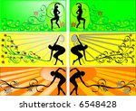 vector abstract concept for... | Shutterstock .eps vector #6548428