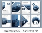 a4 brochure cover design.... | Shutterstock .eps vector #654894172