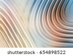 colorful ripple background | Shutterstock . vector #654898522