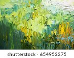 artists oil paints multicolored ...   Shutterstock . vector #654953275