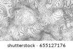 halftone dots vector... | Shutterstock .eps vector #655127176