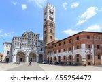 Romanesque Facade And Bell...