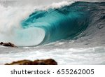 A Pertect Wave To Surf