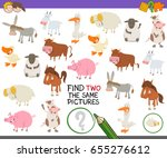 cartoon vector illustration of... | Shutterstock .eps vector #655276612