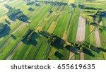 aerial landscape | Shutterstock . vector #655619635
