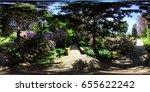 360 degrees spherical panorama... | Shutterstock . vector #655622242