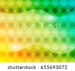 colorful background banner... | Shutterstock .eps vector #655693072