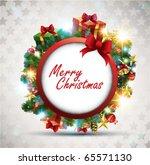 Christmas Banner. Vector...