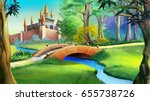 Landscape With Fairy Tale...