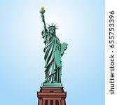 Statue Of Liberty Comic Edition