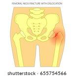 vector illustration of healthy...   Shutterstock .eps vector #655754566
