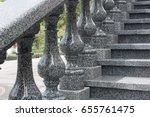 Granite Ladder With Granite...