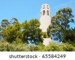 coit tower | Shutterstock . vector #65584249