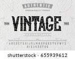 font.alphabet.script.typeface... | Shutterstock .eps vector #655939612