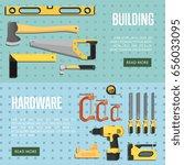 building tools website... | Shutterstock .eps vector #656033095