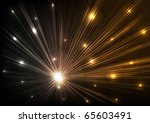 optical neon background. vector ... | Shutterstock .eps vector #65603491