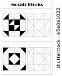 collect the correct sequence of ... | Shutterstock .eps vector #656061022