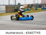 bucharest  romania   sept. 25 ... | Shutterstock . vector #65607745