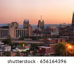 syracuse  new york  usa. june 6 ... | Shutterstock . vector #656164396