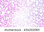 light purple  pink vector... | Shutterstock .eps vector #656202085