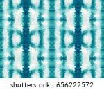 vector tie dye seamless pattern.... | Shutterstock .eps vector #656222572
