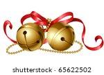 Christmas Icon Of Jingle Bells...